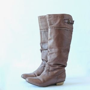 Steve Madden Brown Boots 7